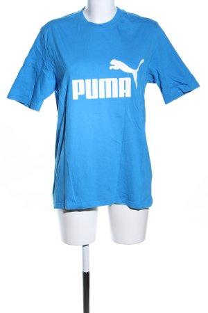 """Puma T-Shirt """"von Marlen"""" blau"""