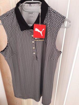 Puma Sports Shirt black-white