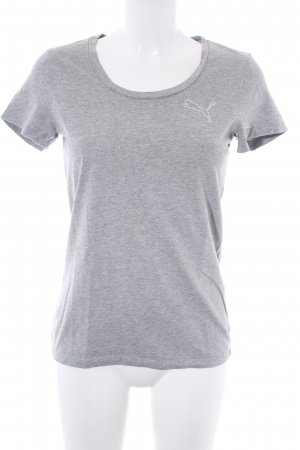 Puma T-Shirt grau Casual-Look