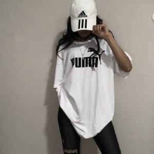 Puma T-Shirt Oberteil Oversizend Shirt street Style | XL Neu