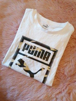 Puma T-Shirt weiß