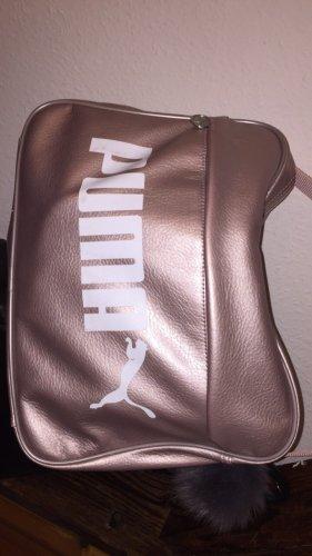 Puma Travel Bag rose-gold-coloured-pink