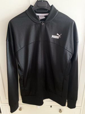 Puma Sports Jacket black-white