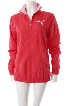 Puma Trainingsjacke pink