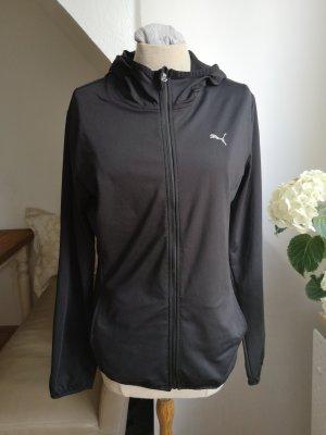 Puma Trainingsjacke, schwarz, XS