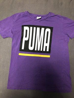 Puma Tshirt Lila