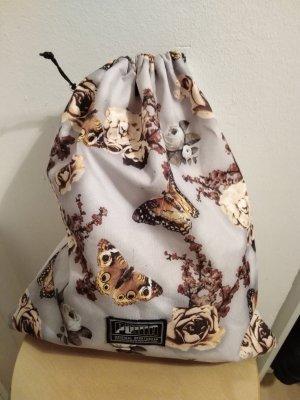 Puma Bolso de tela crema-malva