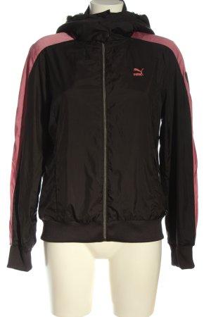 Puma Between-Seasons Jacket brown athletic style