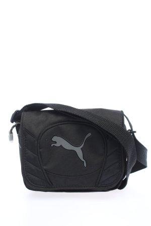 Puma Umhängetasche schwarz Casual-Look