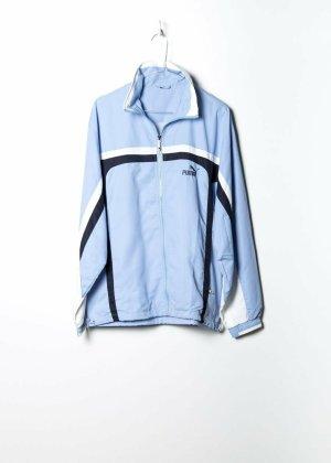 Puma Sweat Jacket blue