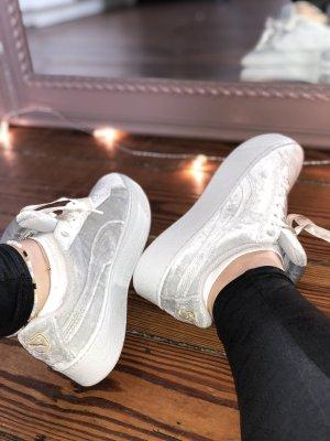 Puma Vikky Platform woman's Sneaker samt