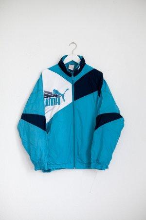 Puma Vintage sport Jacke True Vintage Oversize Trainigsjacke