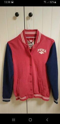 Puma Vintagestil Jacke