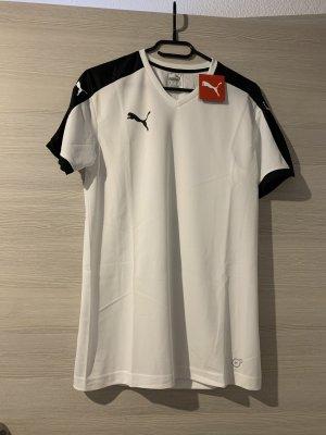 Puma Weiß Schwarzes Tshirt