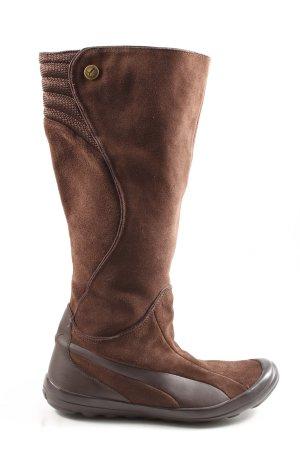 """Puma Botas de pantorrilla ancha """"ZOONEY Alto Boot Boots"""" marrón"""