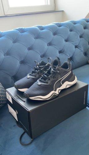 Puma Chaussure skate noir-blanc