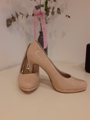 Tamaris Platform Pumps nude