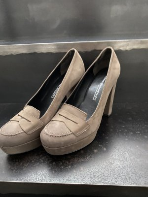 Pumps 39 taupe