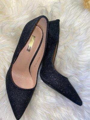 Bellucci Classic Court Shoe black
