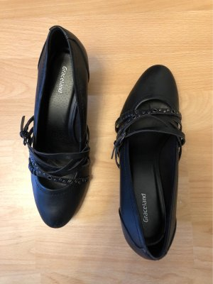 Graceland Loafers black