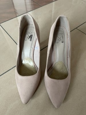 Magic Pointed Toe Pumps pink