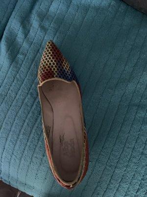 Alba Moda Classic Court Shoe multicolored