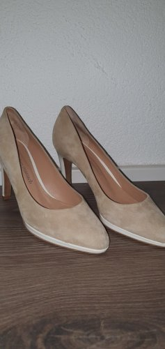 Andrea Manueli Stiletto marron clair