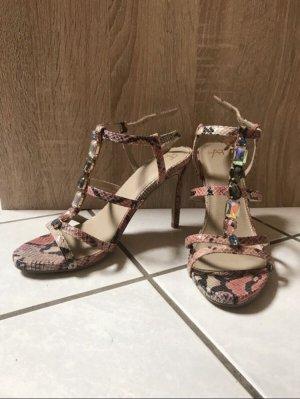Anna Field Hoge hakken sandalen veelkleurig