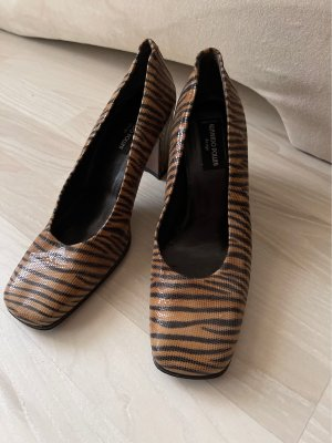 Armando Pollini  donkerbruin-zwart bruin