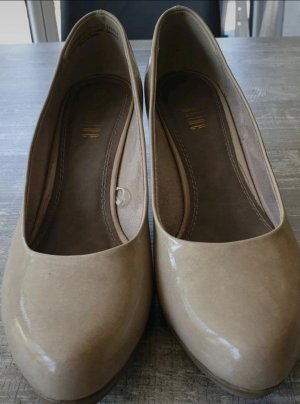 CityLine Loafers licht beige