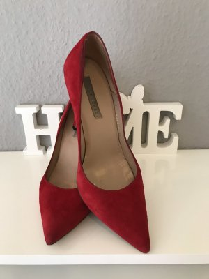 Pura Lopez Stiletto rouge