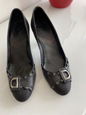 Christian Dior Zapatos Informales negro