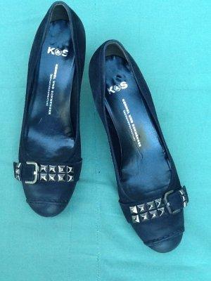 Kennel und Schmenger Loafer nero Pelle