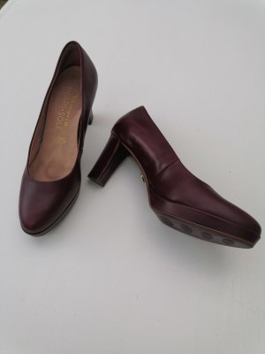 Tamaris Plateauzool pumps bordeaux