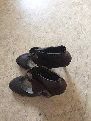 CMP High Heels dark brown