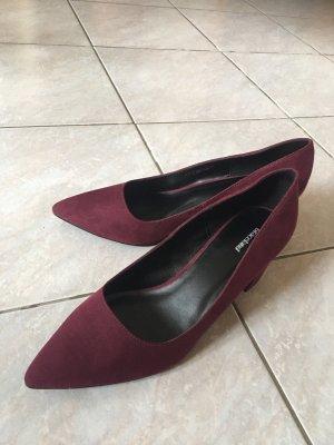 Graceland Zapatos de punta multicolor