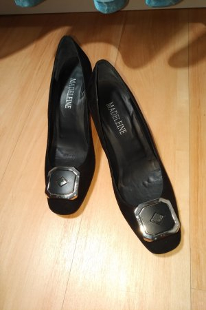 Madeleine Loafers black leather