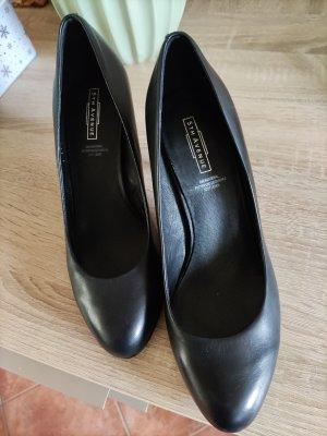 Pumps Echt Leder schwarz