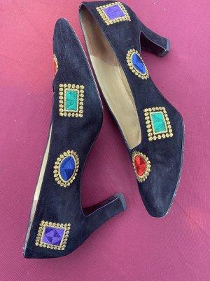 Linea Wally's Pantofola multicolore