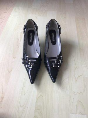 Pumps /High Heels /Niedrig /Riemchen /Spitz