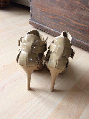 Pumps/High Heels von JENNIKA beige, Gr. 38