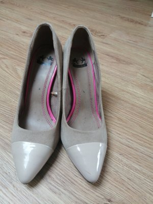 Pumps in Creme