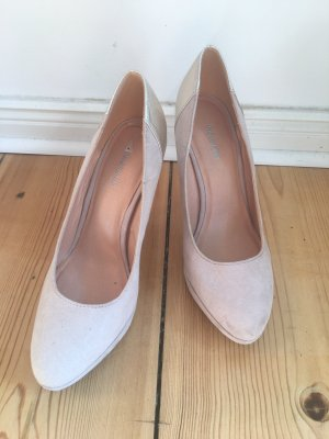 Pumps in Nude/rose