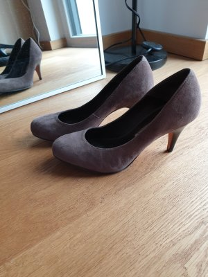 Pumps Leder Gr 37