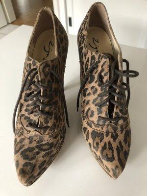 Pumps Leopardenlook
