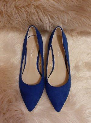 Amisu Stiletto bleu