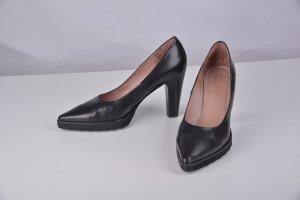 Gadea Stiletto noir cuir