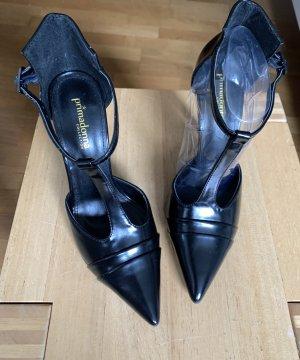 Primadonna Collection Zapatos de tacón con barra en T negro