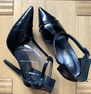Primadonna Collection T-hakpumps zwart