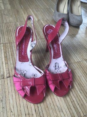 Pumps Pink Fornarina 37